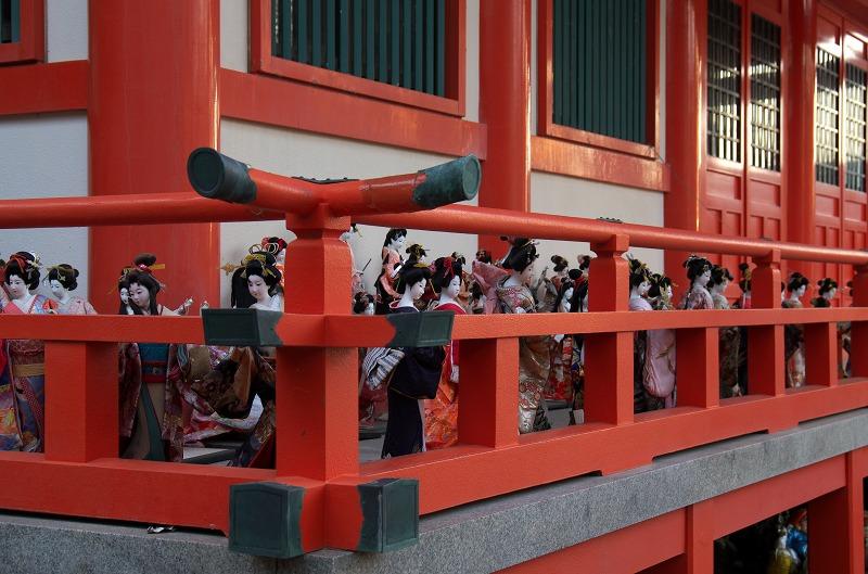 人形供養の淡嶋神社