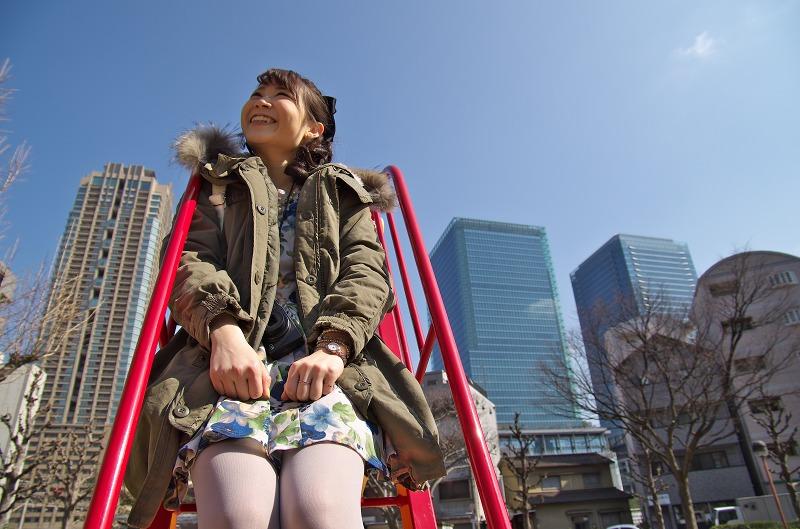新梅田シティ スカイビル 公園