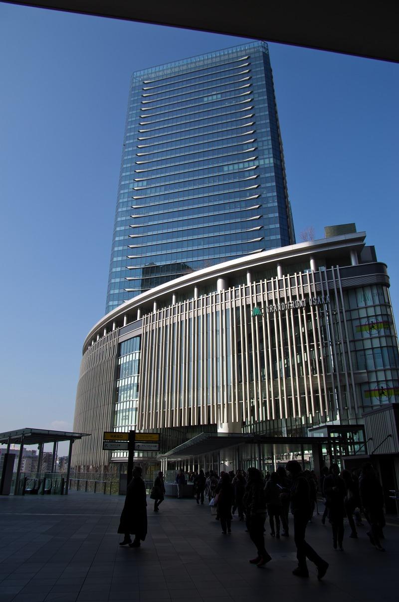 うめきた広場 大阪ステーションシティ