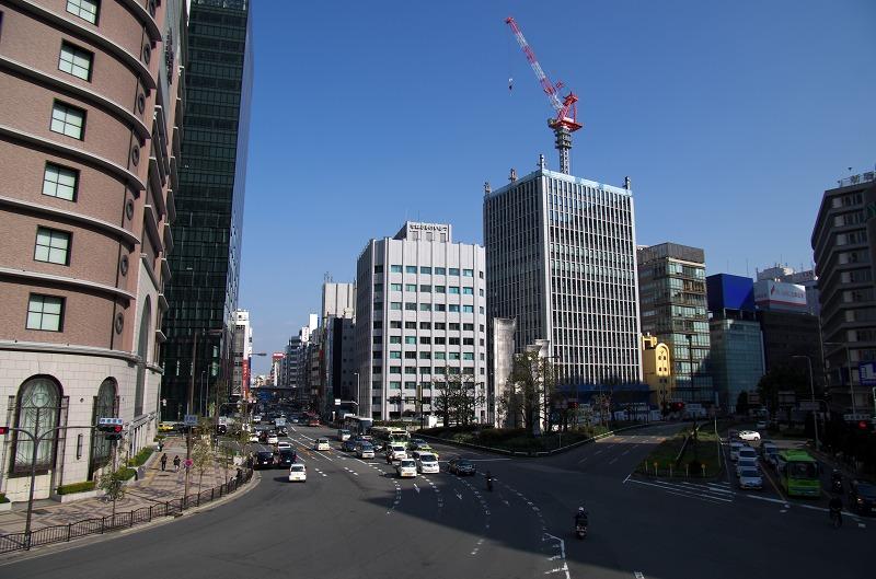 梅田阪神歩道橋