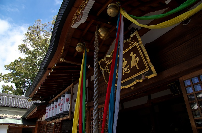 松原市 布忍神社