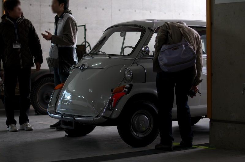 堺市ヒストリックカー・コレクション見学会 2014