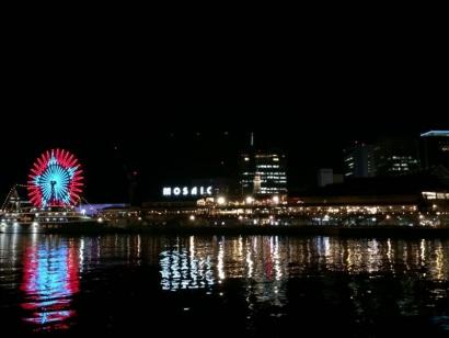 モザイク夜景