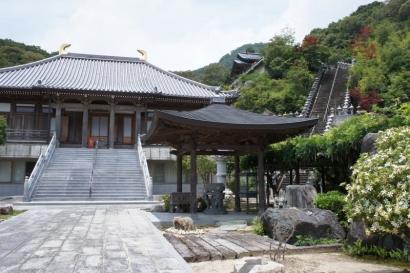 徳島県牟岐町「正観寺」