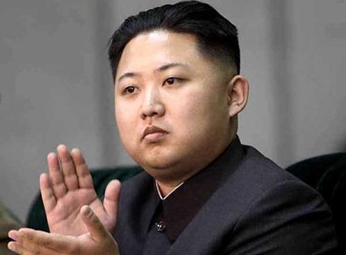北朝鮮金正恩