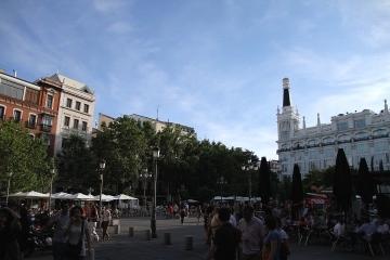 0132 Plaza de Santa Ana