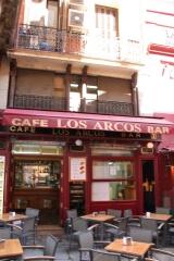 2675 Cafe Los Arcos en Plaza Mayor