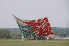 1535 相模の大凧まつり