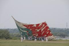 1534 相模の大凧まつり