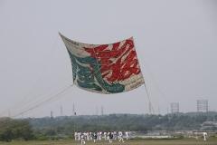 1541 相模の大凧まつり