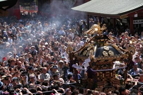 144 浅草 三社祭