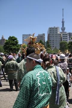 041 浅草 三社祭