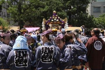 055 浅草 三社祭