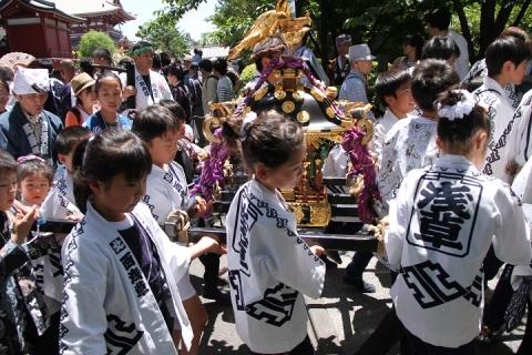 074 浅草 三社祭