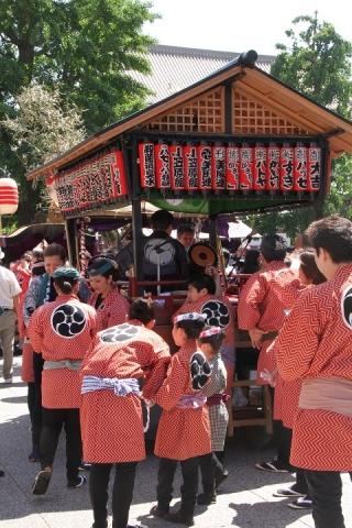 165 浅草 三社祭