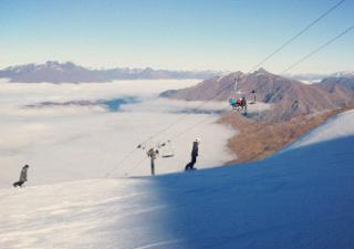 コロネットピーク・スキー場の様子 1