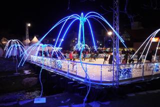 クイーンズタウン ウィンター・フェスティバル2014 スケートリンク