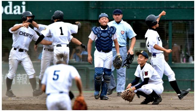 ph 南・北海道大会準決勝(対浦河)20140722