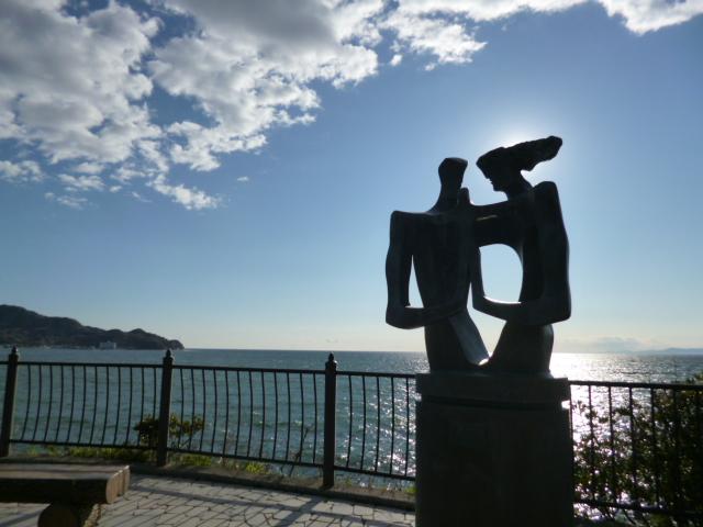 2014年3月21日旅人岬像
