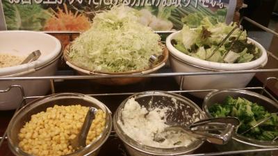 食道園サラダバー