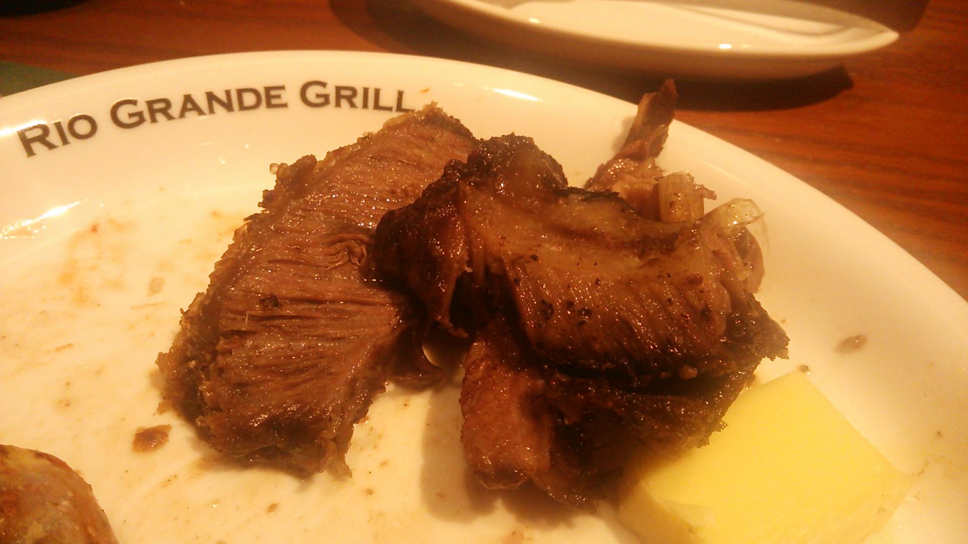 リオグランデグリル肉①