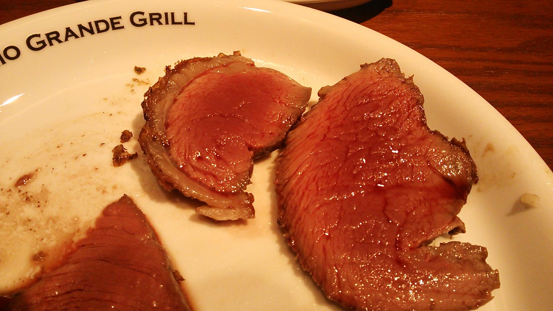 リオグランデグリル肉②