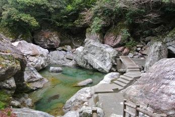 中津渓谷6