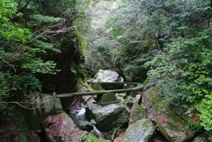 中津渓谷11