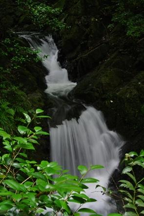 北九州29四の滝上段