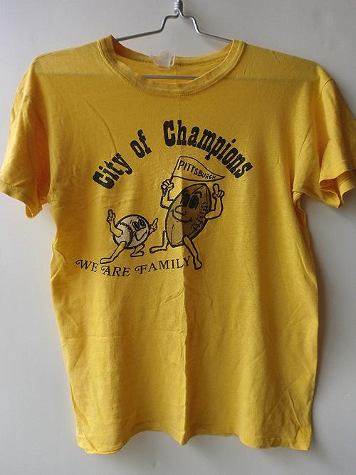 city of champins tee
