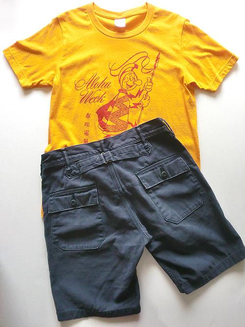 aloha reddy t & shorts