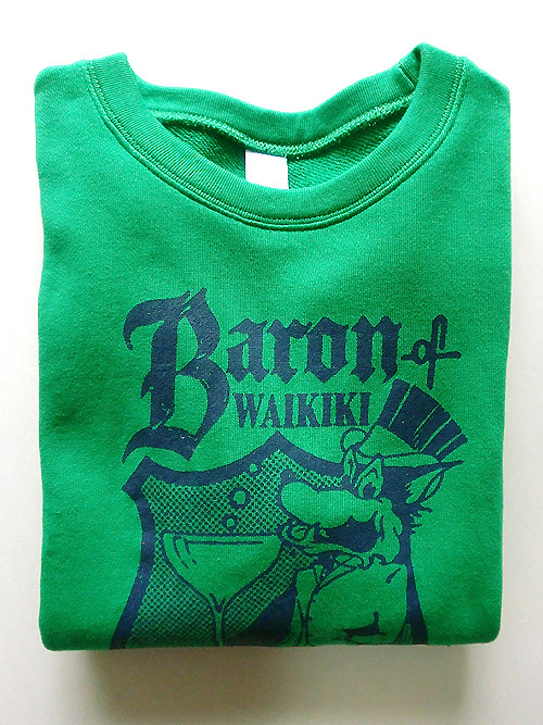 baron of waikiki sw