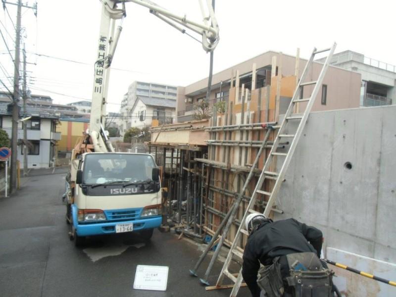 CIMG3329繋ぎ擁壁コンクリート