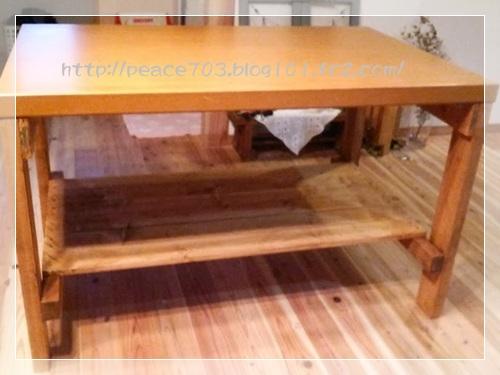 テーブル作り001