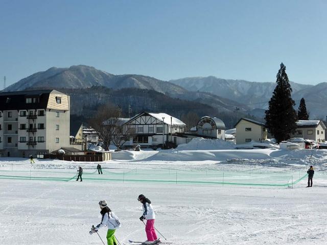 雪上運動会 (1)