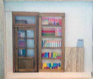 本棚を配置