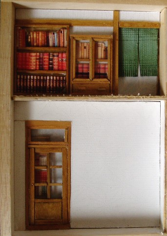 書店と2階