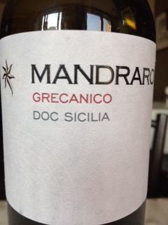 マンドラロッサグレカニコ