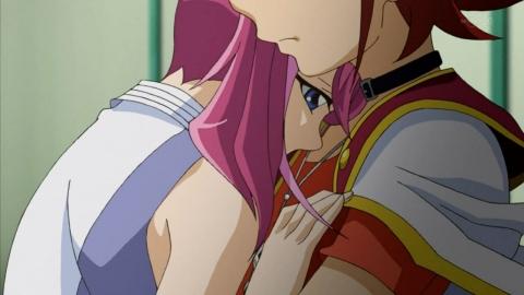 柚子と遊矢