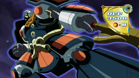 超重武者ビックベン-K