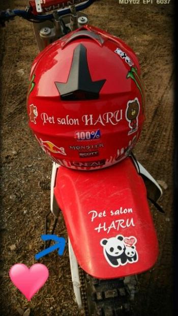 HARUバイク