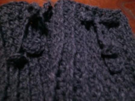 編み物101