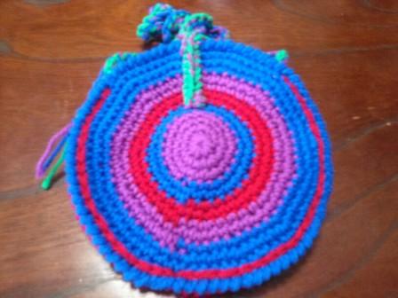 編み物104