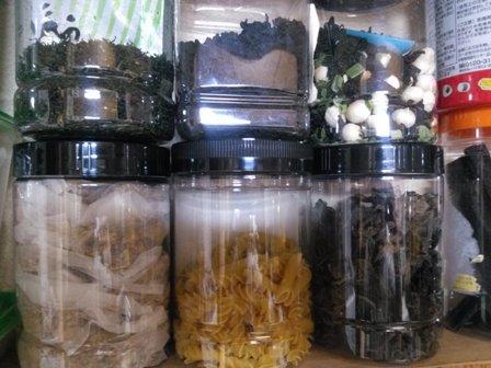 乾物の保存とお料理4