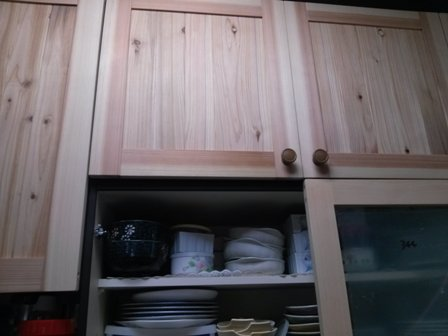 DIY台所改修中4