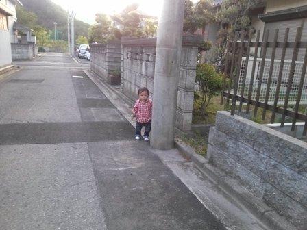 お引越しの間のお孫ちゃん09
