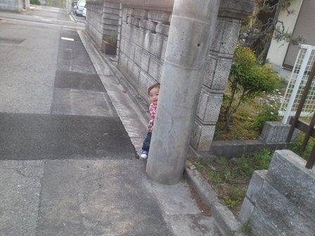 お引越しの間のお孫ちゃん10