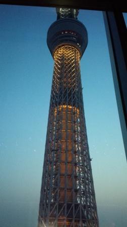 しゃべくりトリオ東京への旅082