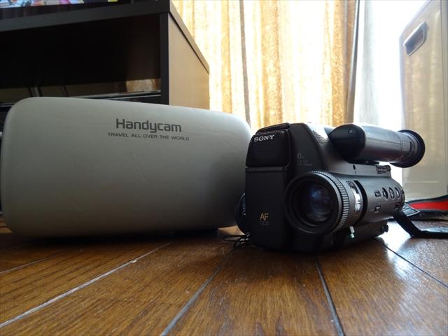 2代目Handycam55