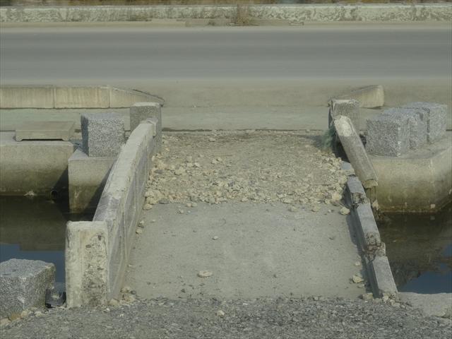 防災対策庁舎 橋